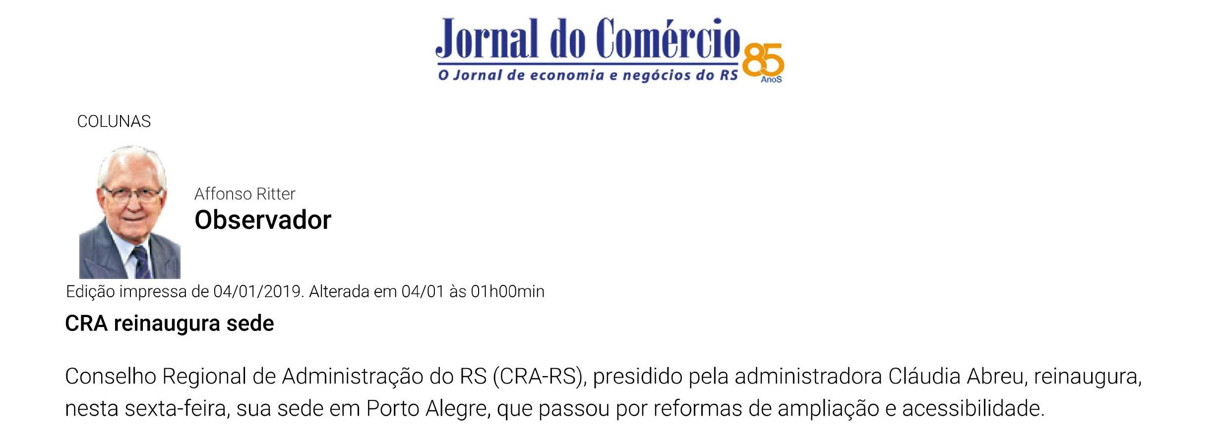 Inauguração da Reforma de ampliação e acessibilidade