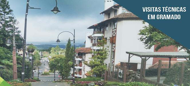Visitas técnicas a cases de gestão em Gramado