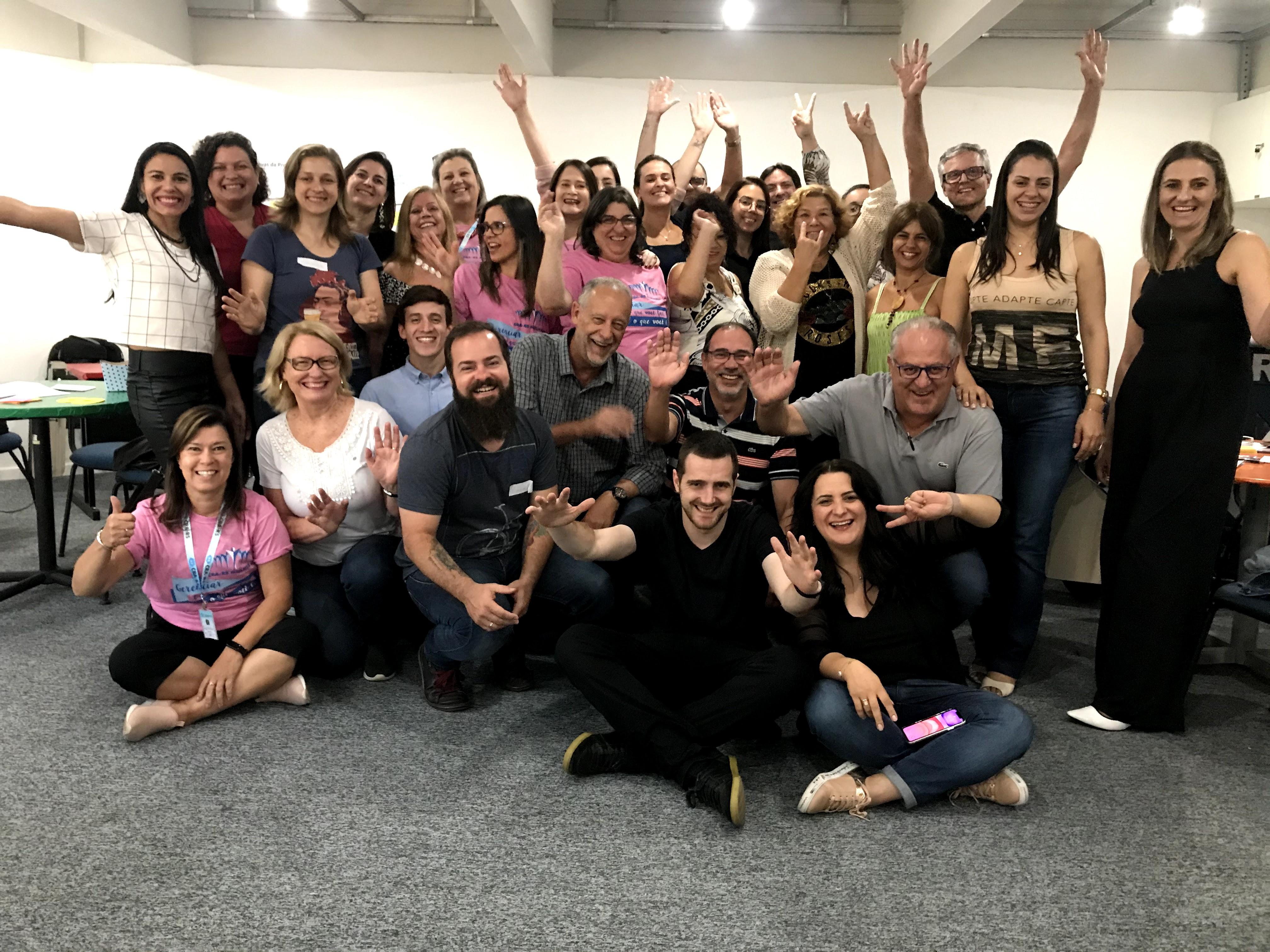 DIA DA MULHER COM INOVAÇÃO NO CRA-RS