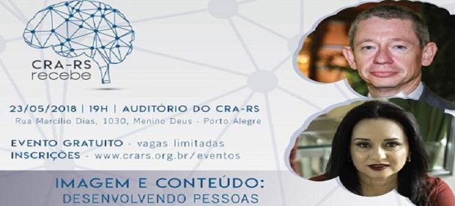 Próximo CRA-RS Recebe aborda desenvolvimento de pessoas