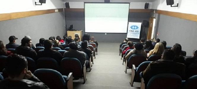 Desafios empresariais no CRA-RS Recebe em Uruguaiana