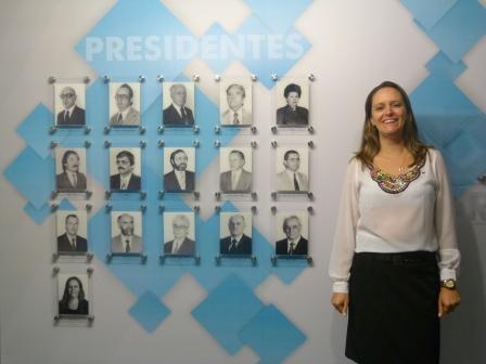 Semana da Administração - Galeria de Ex-Presidentes