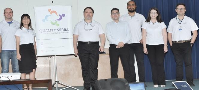 Câmara de Jovens Administradores do CRA-RS participa de evento sobre qualidade em Caxias do Sul