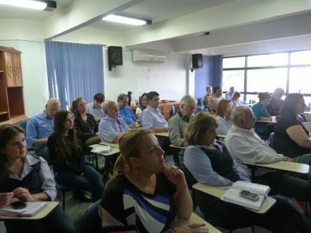 Palestra Gestão de Resíduos - Câmara de Responsabilidade Social e Sustentabilidade