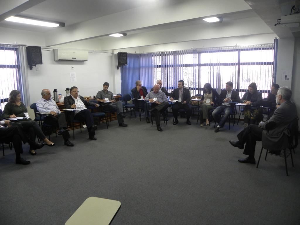 Encontro de Delegados e Conselheiros do CRA-RS