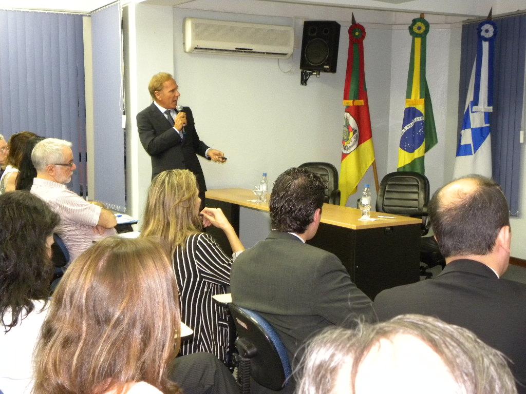 POA - Seminário Regional para Adequação da Gestão Estratégica do CRA-RS