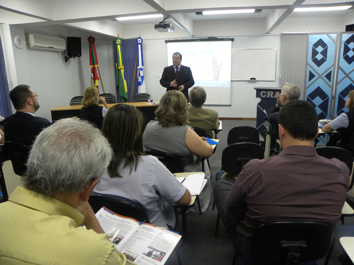 Ciclo de Palestras 2011