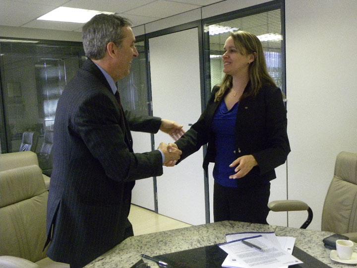 CRA-RS assina termo de cooperação técnica do PGQP