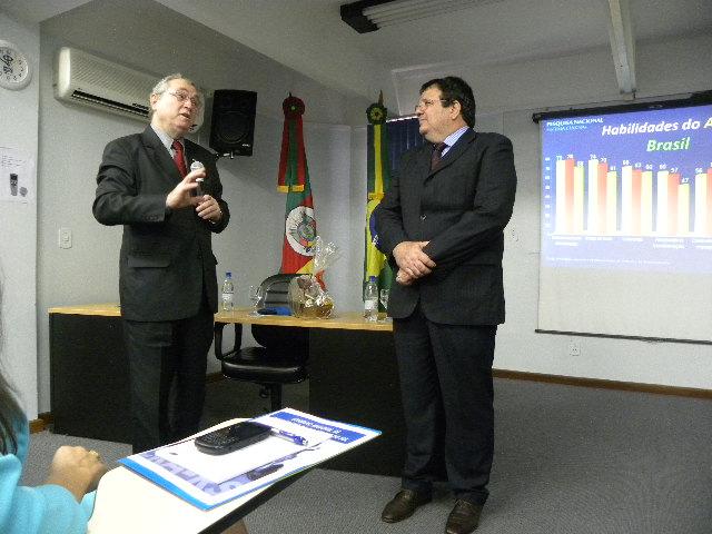Ciclo de Palestras 2012 CFA