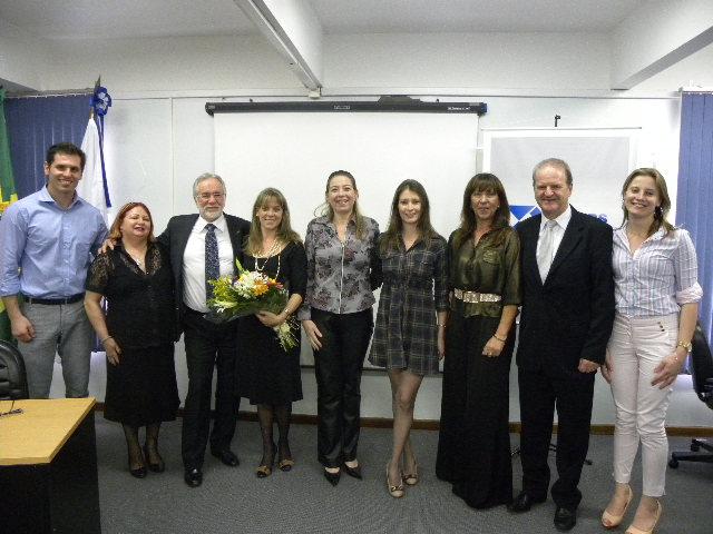Entrega do Prêmio Astor Roca de Barcellos