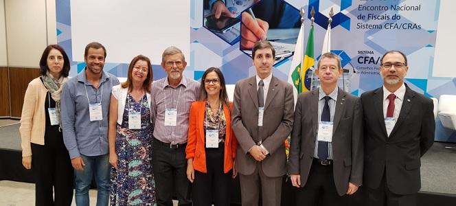 CRA-RS participa de debates no Encontro Nacional dos Fiscais
