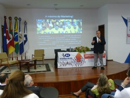 VII EPROCAD - Palestra Adm. Jorge Avancini
