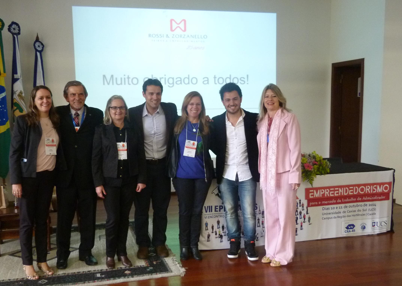 VII EPROCAD - Palestra Turismo de Eventos