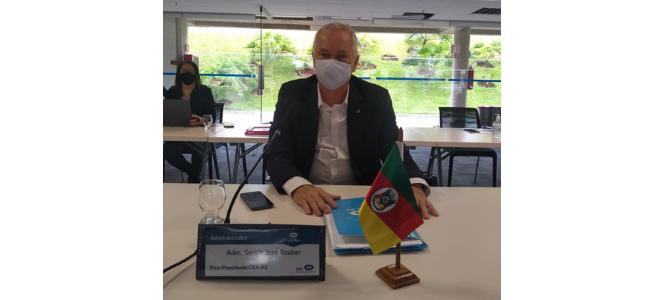 CRA-RS participa do 1º Fórum de Presidentes do Sistema CFA/CRAs em Brasília