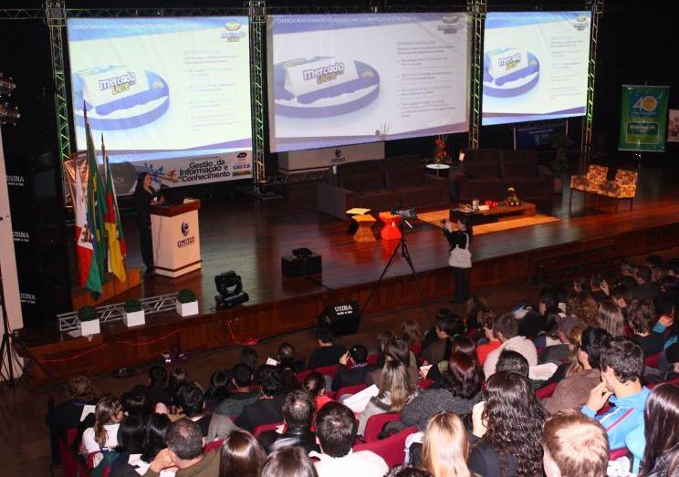 CRA-RS realizou o Ciclo de Debates em Administração em Ijuí no dia 25 de agosto