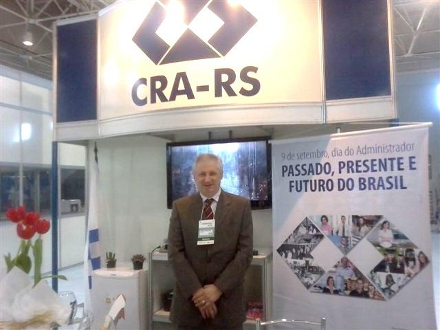 CRA-RS participa do CONGREGARH 2011