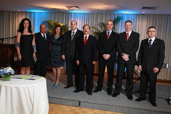 Posse dos Conselheiros 2013-2016 e nova Diretoria 2013-2014
