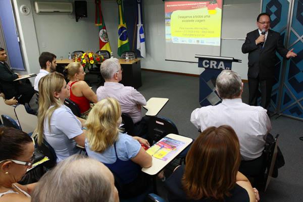 Lançamento Missão Acadêmico Empresarial de Administração na Alemanha