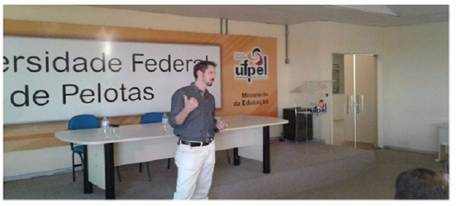 Empreendedorismo é pauta de palestra na UFPel
