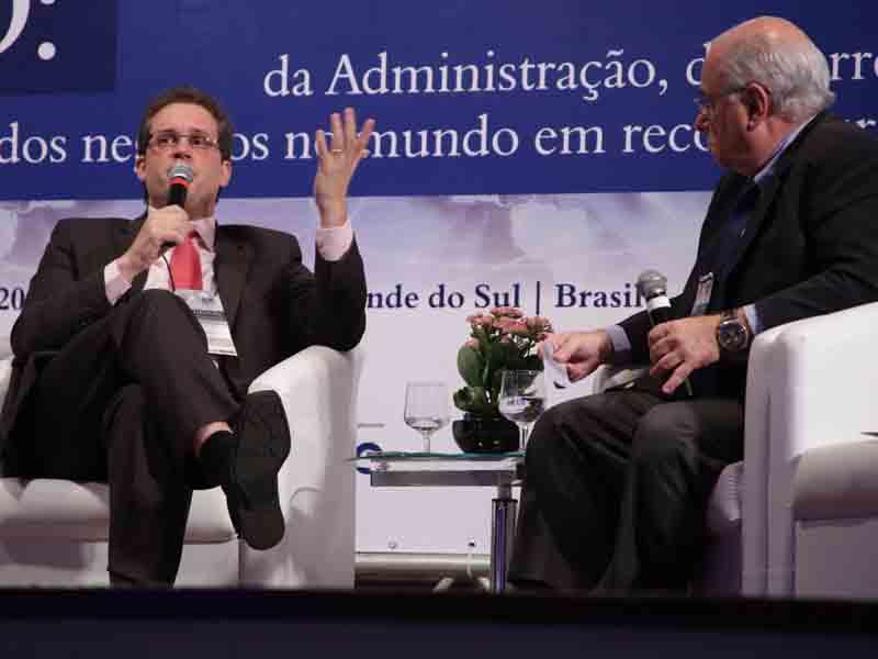FIA/MUNDIAL - CONFERÊNCIA NACIONAL COM RIVADÁVIA DE ALVARENGA NETO