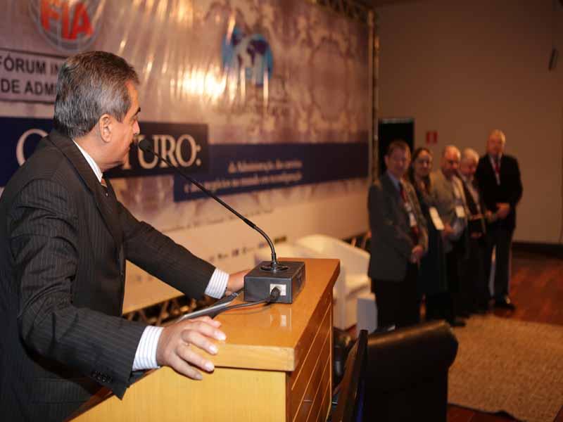 Conferência de Encerramento - Governança - com o Ministro Augusto Nardes