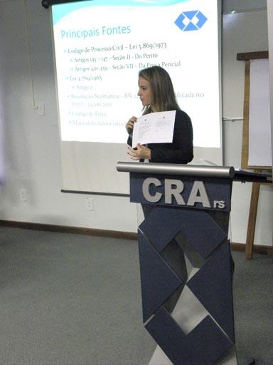 Atuação do Administrador na Perícia Judicial é o tema do CRA Recebe de abril