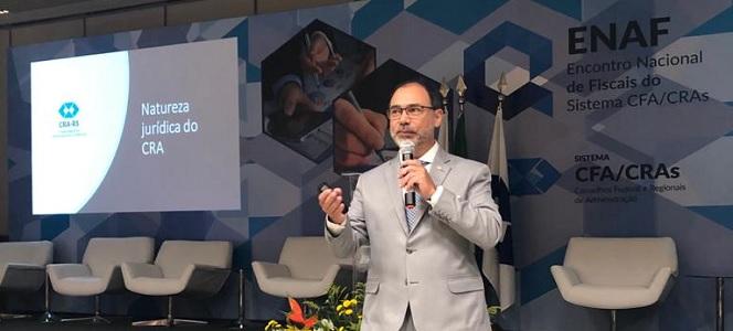 Case do Conselho Regional de Administração do RS é apresentado em Brasília