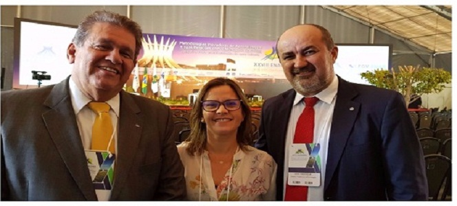Presidente do CRA-RS participa do ENANGRAD 2017