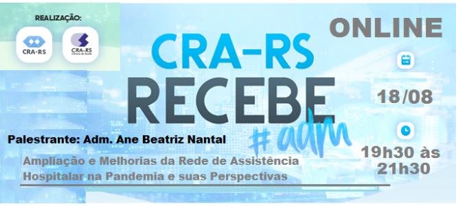 CRA-RS Recebe discute melhorias da rede de assistência hospitalar na pandemia