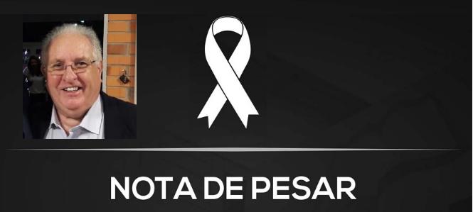 NOTA DE PESAR - ADM. JOÃO ALBERTO ARAÚJO FERNANDES