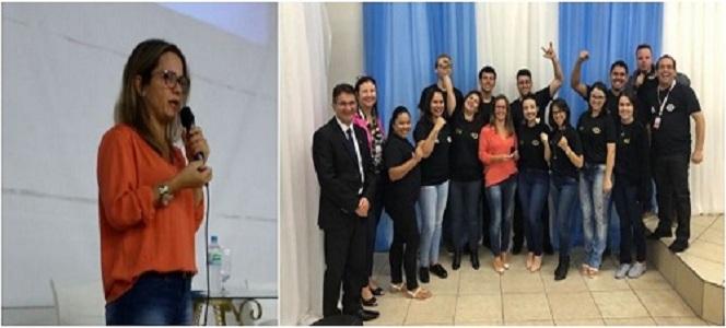 Presidente do CRA-RS ministra palestra de encerramento da VI Semana Acadêmica de Administração da Fa