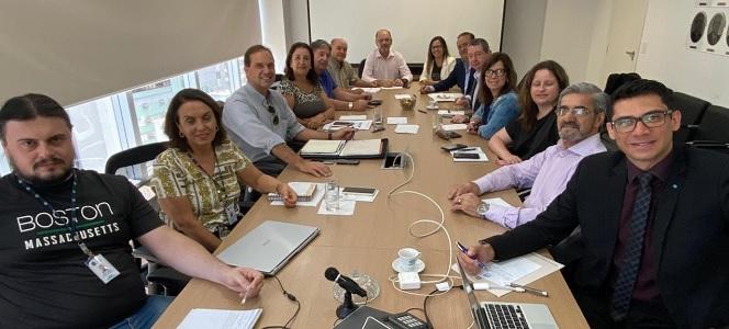 Segunda reunião preparatória para Encontro Regional dos Profissionais de Administração da Região Sul