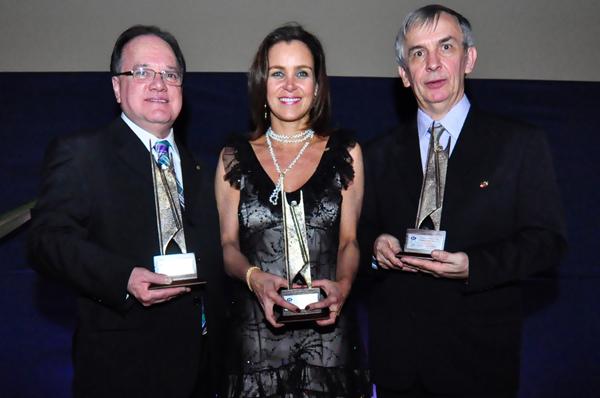 Entrega do Prêmio Mérito em Administração 2011 aconteceu no Dia do Administrador, 09/09