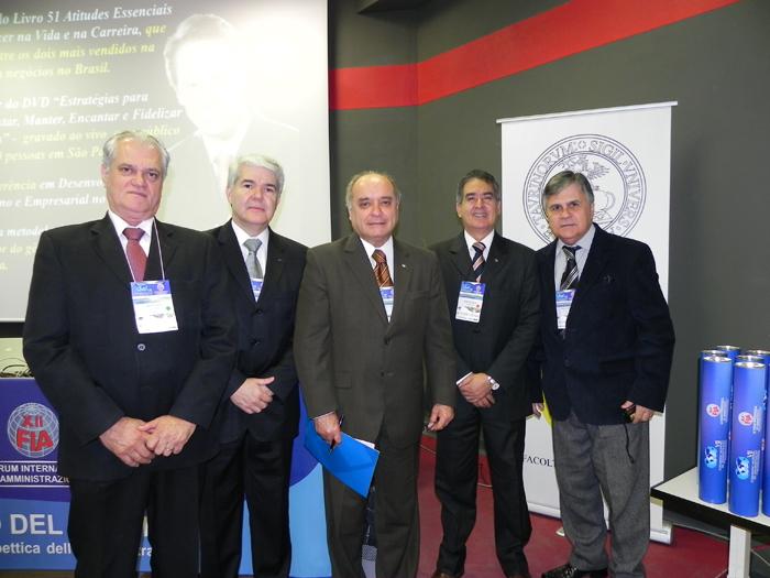 VII Congresso Mundial de Administração e XII FIA